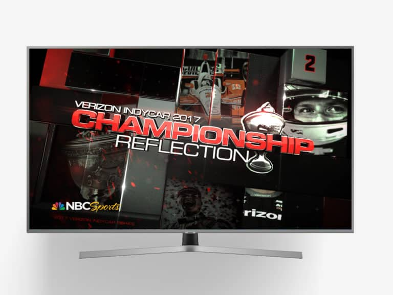 IndyCar Championship Reflection